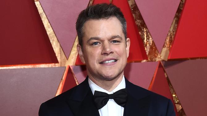 Matt Damon to Narrate Boston Marathon Documentary